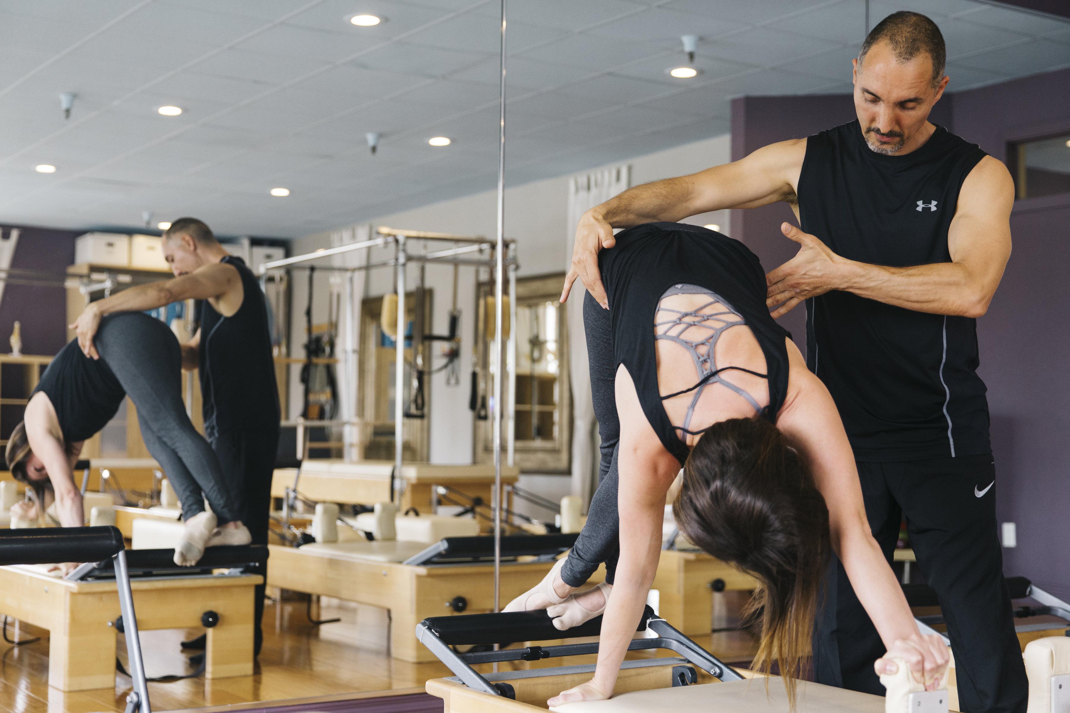 Pilates Teacher Training